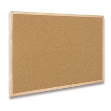 Korková tabule Bi-Office - 40 x 30 cm