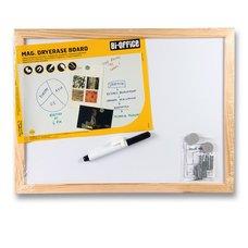 Magnetická tabule Bi-Office - 40 x 30 cm