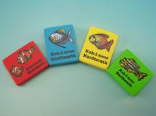 Pryž plastická ryby