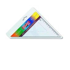 Trojúhelník nelámavý čirý 744200 45/177