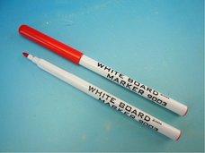 Popisovač white board červený