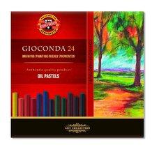 Pastely olejové GIOCONDA 8354