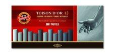 Křídy prašné TOISON D'OR 8522/G/12