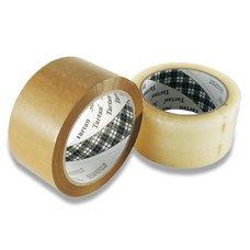 Samolepící páska Tartan, 50 mm x 66 m, hnědá