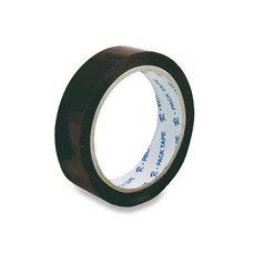 Barevná samolepicí páska Reas Pack - černá, 24 mm x 66 m