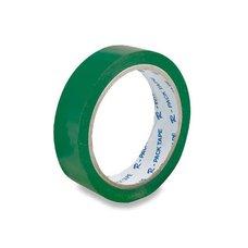 Barevná samolepicí páska Reas Pack - zelená, 24 mm x 66 m