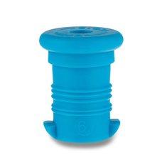 Zátka na Zdravou lahev - modrá fluo