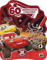 Kniha 60 aktivit Auta