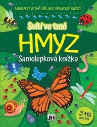 Hmyz - Svítí ve tmě Samolepková knížka