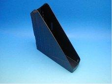 Plastový pořadač černý 754129