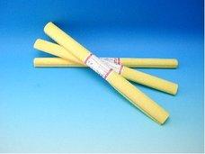 Papír krepový žlutý