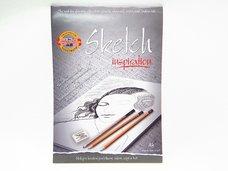 blok SKETCH 9920/16 A4 předtištěný