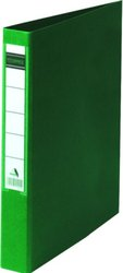 Herlitz Pákový pořadač A4/4 cm, dvoukroužkový zelený
