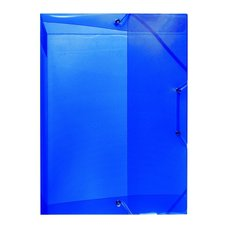 Herlitz Box na spisy A4/4 cm -modrý