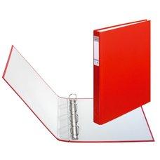 Herlitz Pořadač čtyřkroužkový A4/2,5 cm, červený