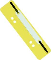 Herlitz Rychlovazačové pásky PP, žluté