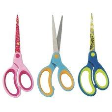 Nůžky špičaté dětské, barevný mix