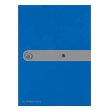 Herlitz Spisové desky s drukem A4 modré
