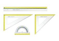 Herlitz Sada pravítek pro geometrii my.pen