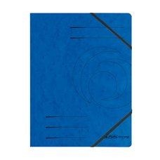 Herlitz Desky A4 prešpánové modré