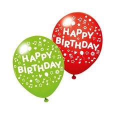 Herlitz Balónky 3 ks Happy Birthday
