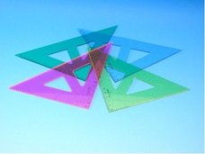 Trojúhelník růžový    744153 45/177