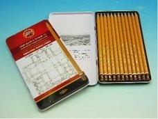 Tužky technické - sada 1502