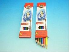 Pastelky akvarelové RYBY 3715/6