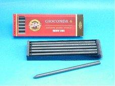 Tuhy 2B pr.5,6mm grafitové 4865