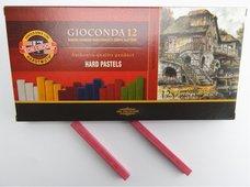Křídy olejové GIOCONDA 8100/122