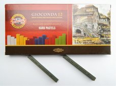 Křídy olejové GIOCONDA 8100/126
