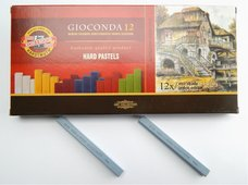Křídy olejové GIOCONDA 8100/144