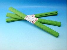 Papír krepový zelený