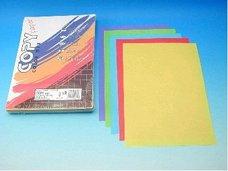 Xeroxový papír A4 COLOR MIX STRONG 80g