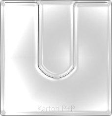 Karton P+P Samolepicí kapsa na CD uzávěr - 6 ks