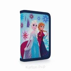 Karton P+P Penál 1 p. 2 chlopně, prázdný Frozen 3-48818