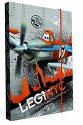 Karton P+P Školní box A5 - Planes