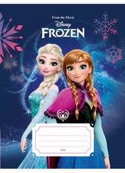 Karton P+P Sešit  A5, 544, 40listů  Frozen