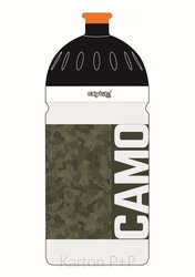 Karton P+P Láhev na pití 500 ml Army