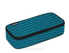Karton P+P Pouzdro etue komfort Mentol zigzag