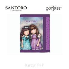 Karton P+P Dětská textilní peněženka Friends Walk Together