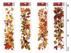 Okenní fólie 881 podzimní listí 64x15