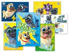 Pohlednice sr Y027 F Disney (Puppy Dog Pals) UV