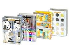 Taška MFP dárková L LUX mix37 (225x335x100)