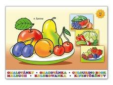 Omalovánky MFP Ovoce a zelenina