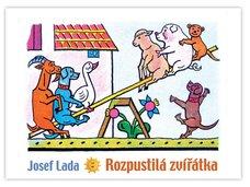 Omalovánky MFP Lada - Rozpustilá zvířátka
