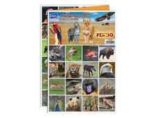 Pexeso MFP 3xA4 Zvířata ze ZOO