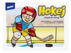 Omalovánky MFP Hokej