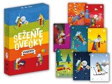 Karty Kvarteto - Česká televize Déčko