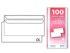 Dopisní obálka DL K-DL/80SX/P/100 samolepící